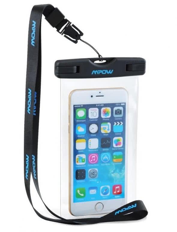 Wasserdichte iPhone-Hülle von Mpow