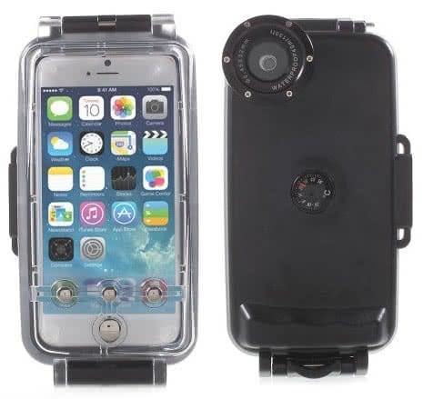 Wasserdichte iPhone-Schutzhülle von iProtect