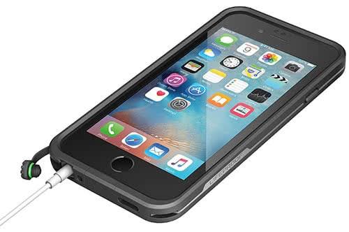 "Wasserdichte iPhone-Schutzhülle ""Lifeproof Fré"""