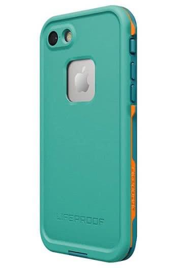 Rückseite einer wasserfesten Hülle für das iPhone 7