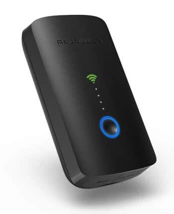 RAVPower kabelloser SD Kartenleser