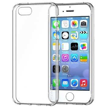 Durchsichtige iPhone SE Schutzhülle