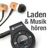 iPhone 7 laden und gleichzeitig Musik hören