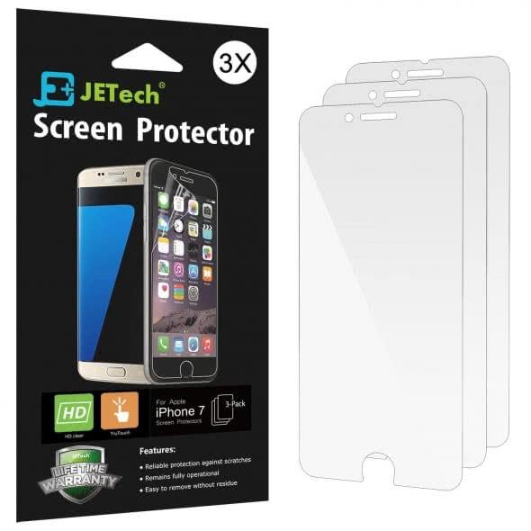 Plastikschutzvole von Jettech fürs iPhone