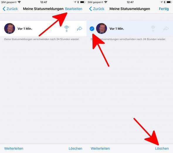 Whatsapp Status Bilder Nicht Sehen Whatsapp Status Nicht