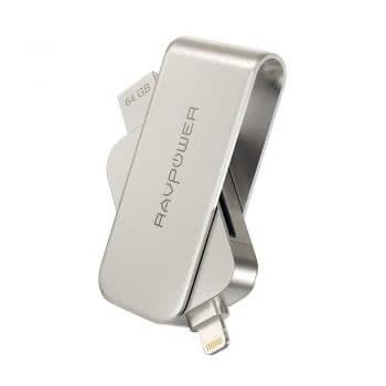RAVPower Flash Drive fürs iPhone