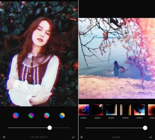 Afterlight 2 Bildbearbeitungs-App fürs iPhone