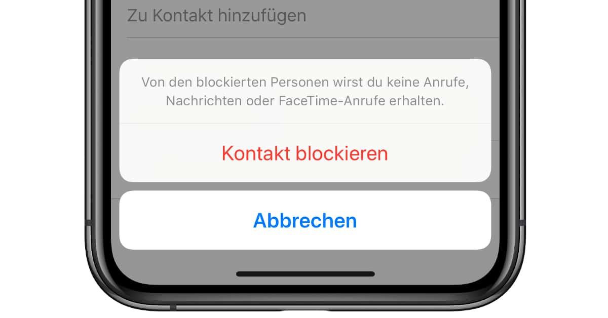 Whatsapp nummer blockieren ohne kontakt