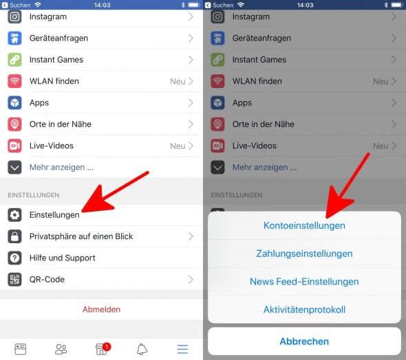 Woran Ihr Erkennen Könnt Dass Euer Facebook Account Gehackt Wurde