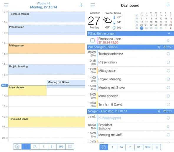 5 Kalender-Alternativen zum Apple Kalender im Vergleich