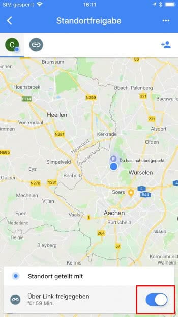 echtzeit-standort-teilen-in-google-maps4