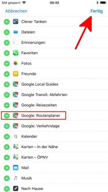 google-maps-routenplanung-im-sperrbildschirm-nutzen1