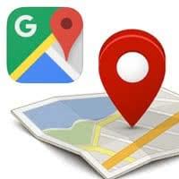 Echtzeit-Standort teilen in Google Maps