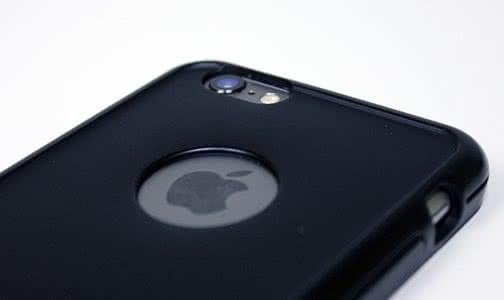 iPhone schwarzes Loch