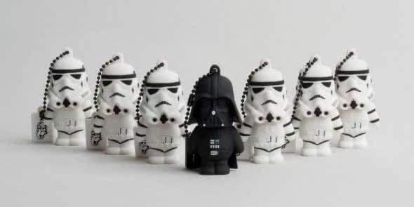 Die 8 besten Gadgets für Star Wars Fans