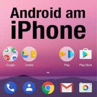 Android am iPhone installieren (Jailbreak)