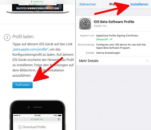 ios 12 iphone 5s geht nicht zu installieren