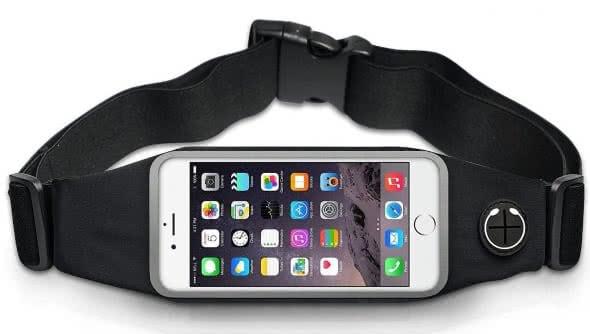 Wohin mit dem iPhone beim Sport? Diese Gadgets helfen