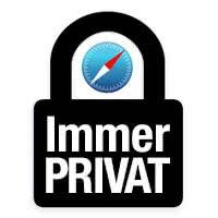 Safari automatisch immer im Privat-Modus starten