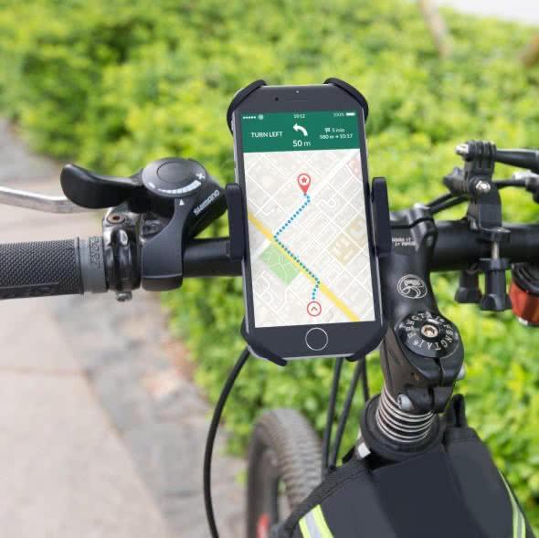 TaoTronics Fahrrad Smartphonehalterung