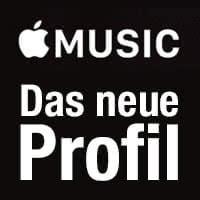 Apple Music: Neues Profil verwenden & mit Freunden verbinden