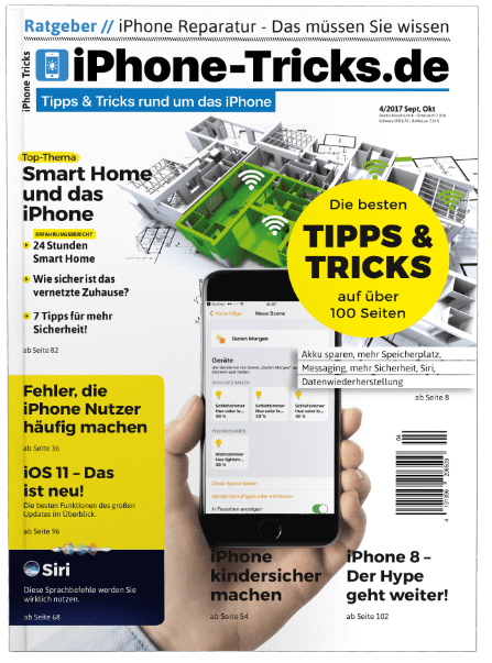 iPhone Tricks Magazin