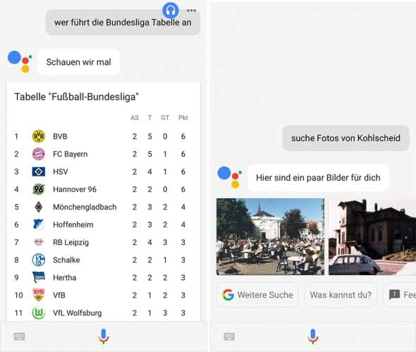 how to use google assistant on iphone