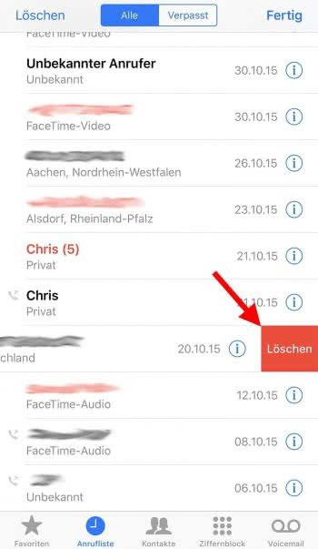 iPhone Anrufliste länger machen? Auf ältere Einträge zugreifen!