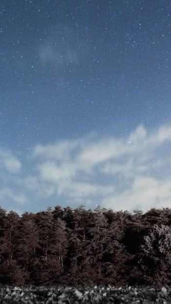 Sternenhimmel hintergrund handy