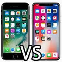 iPhone X vs. iPhone 7 - Lohnt sich der Wechsel?