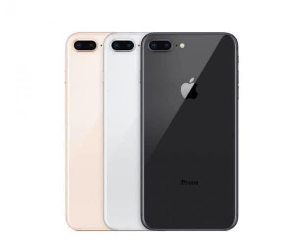 Im Gegensatz Zum Vorganger Der In Diamantschwarz Schwarz Silber Gold Und Rosegold Erhaltlich Ist Wird Beim IPhone 8 Auf Wenigere Farben Gesetzt