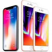 iPhone X vs iPhone 8 (Plus)