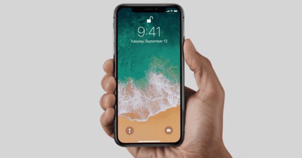iPhone X Neustart
