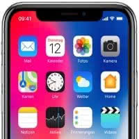 iPhone X Screenshot erstellen