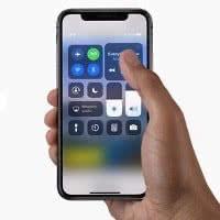 iPhone X Steuerung ohne Home Button
