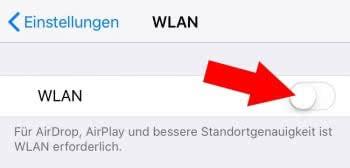 WLAN & Bluetooth komplett deaktivieren