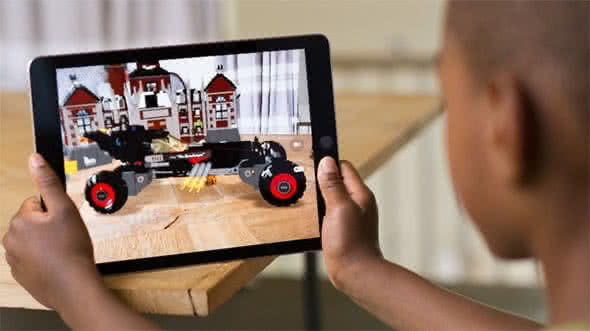 Augmented Reality am iPad