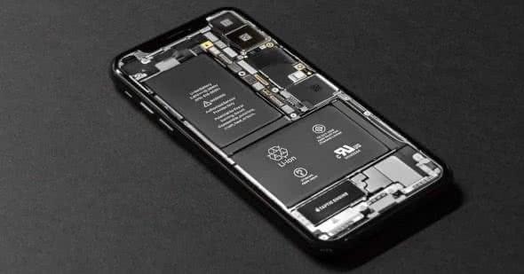 iPhone Innenleben
