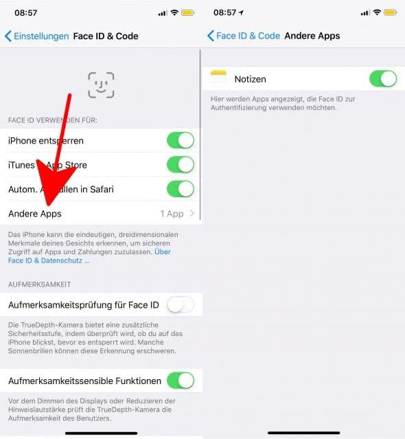 Face-ID-fuer-einzelne-Apps-aktivieren-deaktivieren1