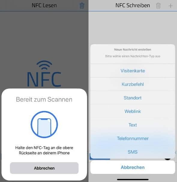 Iphone Nfc Aktivieren Richtig Nutzen
