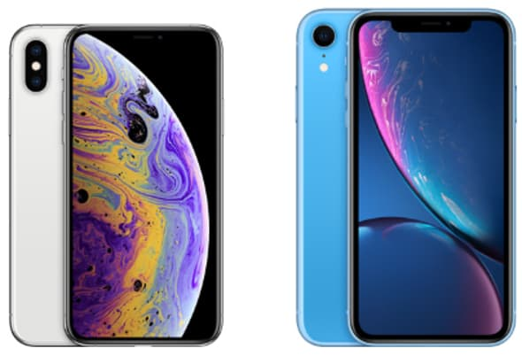 iPhone Xs vs. iPhone XR im direkten Vergleich