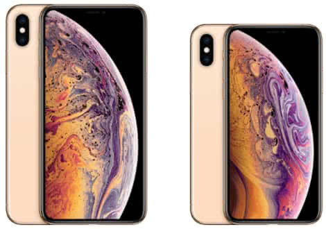 iPhone Xs vs. iPhone Xs Max