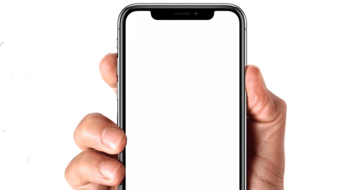 Iphone X Bildschirmfoto