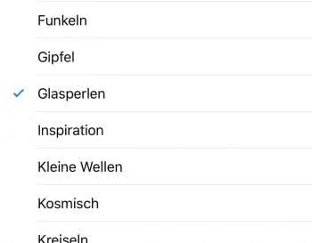 iPhone Klingeltöne