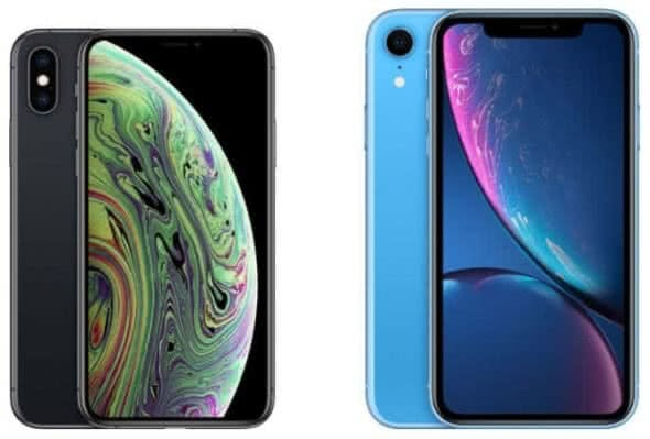 iPhone X vs. iPhone XR – Display und Kamera