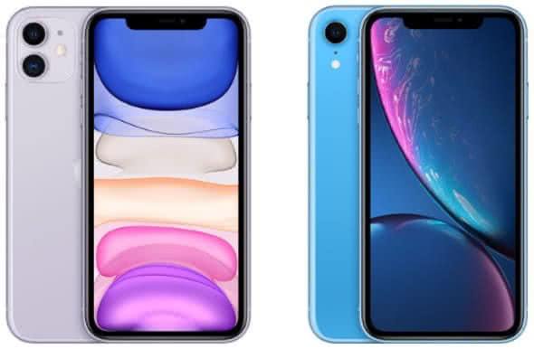 iPhone 11 vs. iPhone XR – welches kaufen?