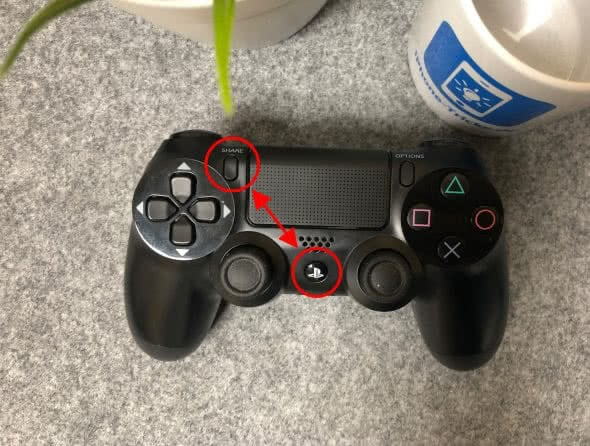PlayStation 4 Controller mit iPhone verbinden