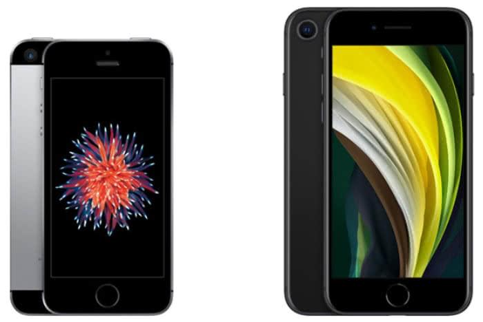 iPhone SE 2016 vs. iPhone SE 2020
