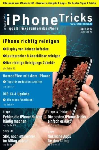 iPhone Tricks Magazin 04/2020