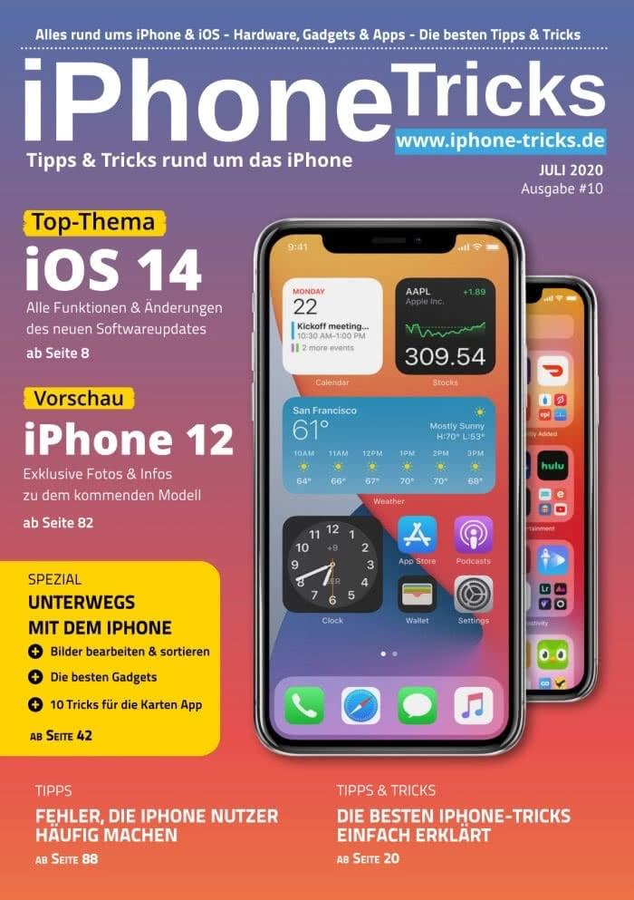 iPhone-Tricks.de Magazin 7/2020
